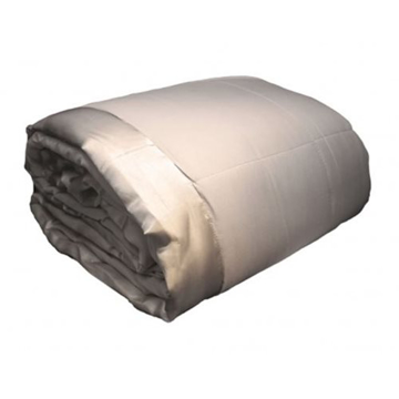 Picture of Microfibre Taupe Blanket - Queen