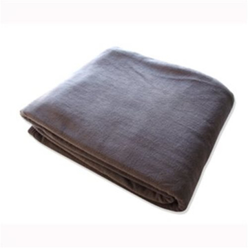 Picture of Polar Fleece Blanket - Charcoal