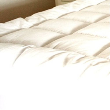 Picture of Cluster Puff Fitted Mattress Topper