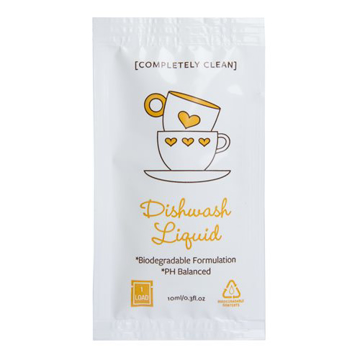 Picture of Dishwashing Liquid Sachet - 10ml (Completely Clean)