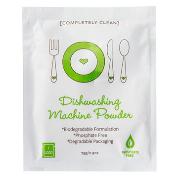 Picture of Dishwashing Machine Powder Sachet (Completely Clean)