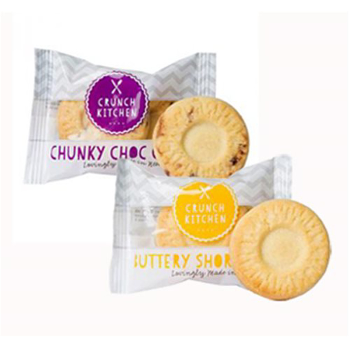 Picture of Biscuits Twin Pack - Shortbread/Choc Chip