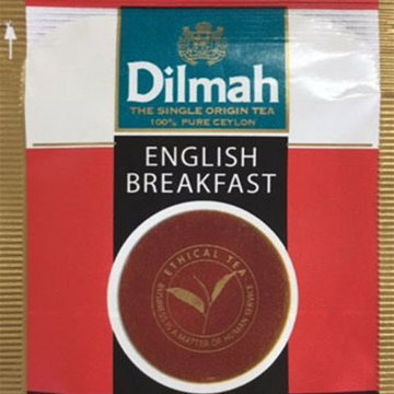 Picture of Dilmah English Breakfast Tea Bags - 500
