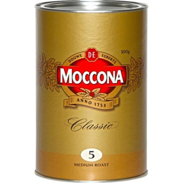 Picture of Moccona Classic 500g Tin
