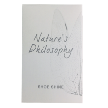 Picture of Nature's Philosophy - Shoe Shine Boxed