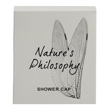 Picture of Nature's Philosophy - Shower Cap