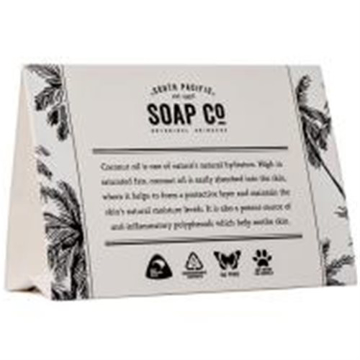 Picture of Soap Co Environmental Tent Cards