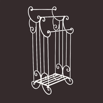 Picture of Towel Rail - Cream (Large)