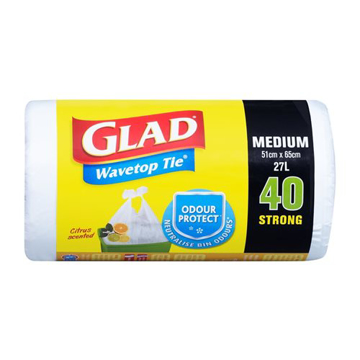 Picture of Glad Bin Liners - All Sizes