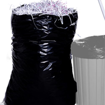 Picture of Rubbish Bags - 80L Black