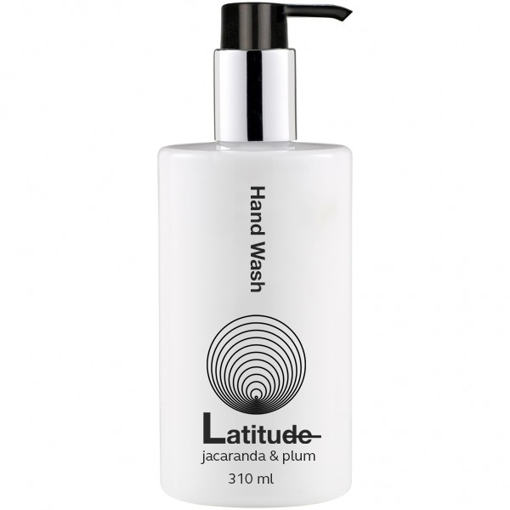 Picture of Latitude 310ml Antibacterial Hand Wash Pump
