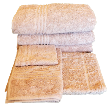 Picture of Ecoknit - Guest Towel (Cappuccino)