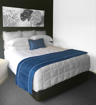 Picture of Chapeau Regal 50cm Bed Runner - Caribbean