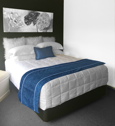Gilmac - Your Hospitality Supplies. Chapeau Regal 50cm Bed Runner ...