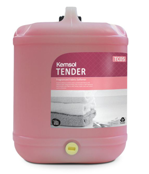 Picture of Tender Fabric Softener (20LTR)