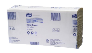 Picture of Tork H3 Soft Singlefold Hand Towel (Zig Zag)