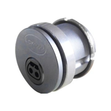 Picture of LOKtouch Kawneer threaded round cylinder