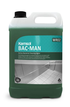 Picture of Bac-Man Cleaning Agent