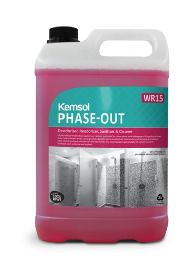 Picture of Phase Out Neutralising Sanitising Agent 5L
