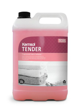 Picture of Tender Fabric Softener (5-LTR)