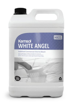 Picture of White Angel Chlorine Bleach (5-LTR)