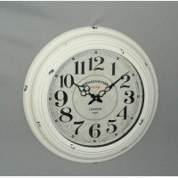 Picture of White Kensington Clock