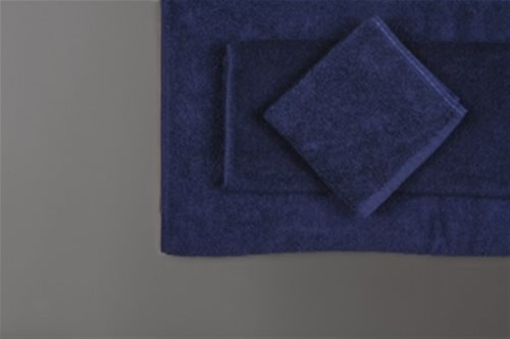 Picture of Face Cloth - Navy