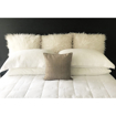 Picture of Chapeau Scatter Cushion Square - Truffle
