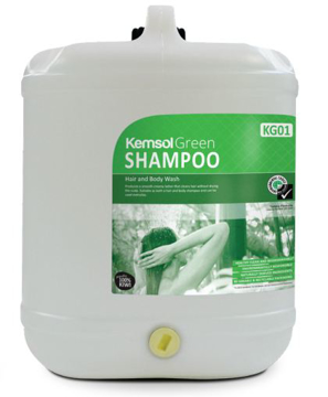 Picture of Kemsol Shampoo Hair & Body Wash 20LTR