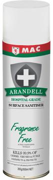 Picture of Arandell Hospital Grade Surface Sanitiser 500ml