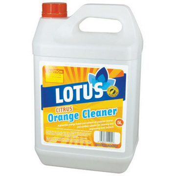 Picture of Citrus Orange Cleaner  Spray & Wipe 5L