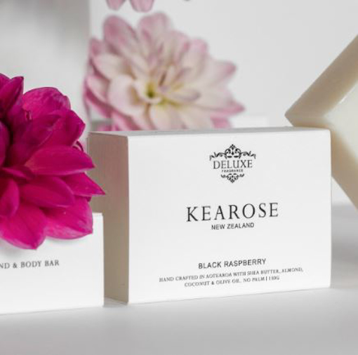 Picture of Kearose Black Raspberry  - Hand & Body Bar