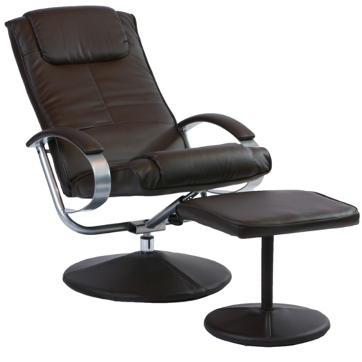Picture of Black Executive Recliner