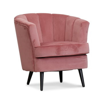 Picture of Isla Tub Chair- Pink