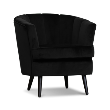 Picture of Isla Tub Chair- Black