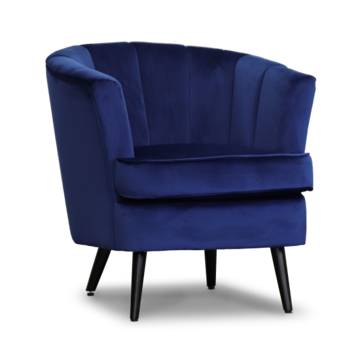 Picture of Isla Tub Chair-Blue