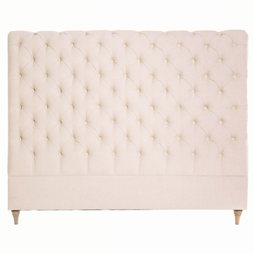 Picture of Charlotte Linen Headboard -Natural