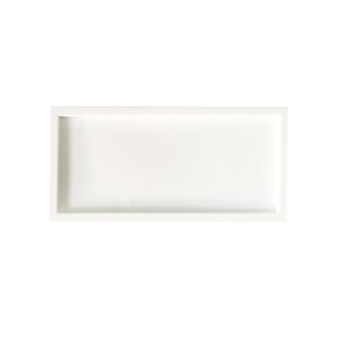 Picture of White Gloss Acrylic Amenity Tray