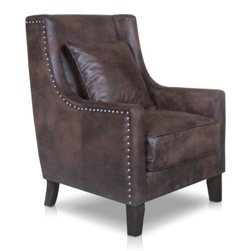 Picture of Director Chair - Faux Hide Brown