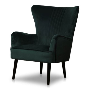 Picture of Astana Chair- Forest Green Velvet