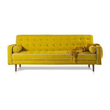 Picture of New York Sofa Bed - Yellow