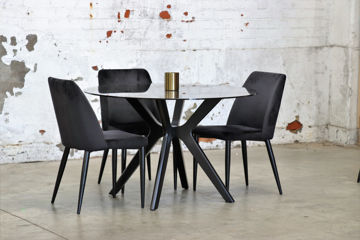 Picture of Como Round Dining Set