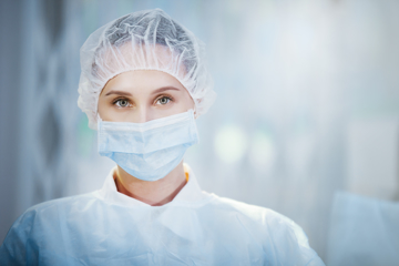 Picture of Medical Grade Face Masks - 98% BFE