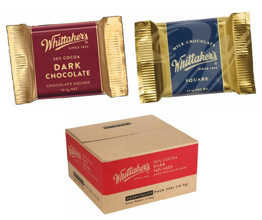 Picture of Whittakers Chocolate Squares