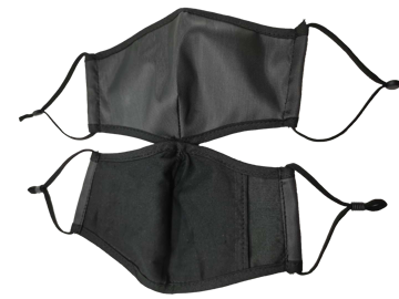 Picture of Force Field Fabric Face Mask with Replaceable Filter Insert