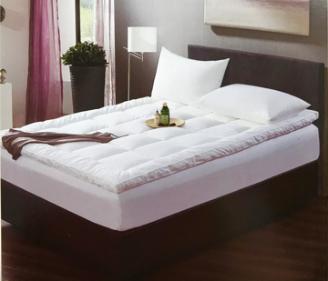 Picture of (15% OFF) Serendipity Fitted Mattress Topper 600gm