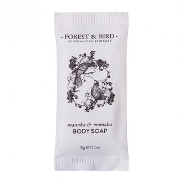 Picture of Forest & Bird 15g Wrapped Soap