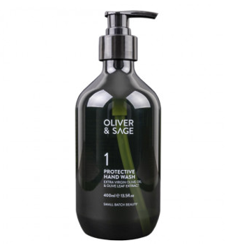 Picture of Oliver & Sage Protective Hand Wash 400ml (12/CTN)
