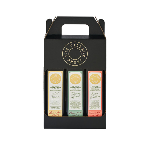Picture of The Village Press Infused 3 Pack Oils