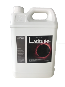 Picture of Latitude Hair Wash Refill (5-LTR)